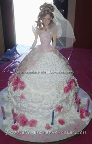 Coolest Barbie Doll Cakes