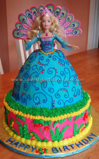 Coolest Barbie Skirt Cake Photos And Tips