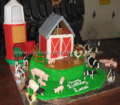 Coolest Barn Cakes