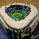 Coolest Baseball Birthday Cakes