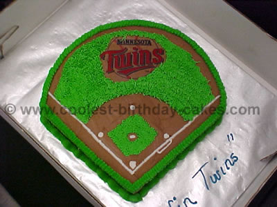Stupendous Coolest Baseball Cake Photos And Decorating Tips Personalised Birthday Cards Paralily Jamesorg