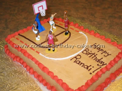 Prime Coolest Basketball Cake Designs And Decorating Tips Funny Birthday Cards Online Unhofree Goldxyz