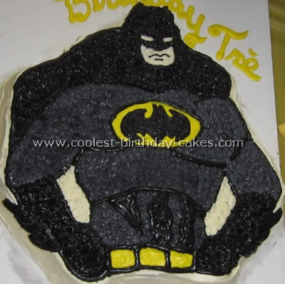 Strange Coolest Batman Cake Ideas And Birthday Cake Inspiration Personalised Birthday Cards Veneteletsinfo