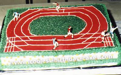 Coolest Sports Birthday Cake Ideas