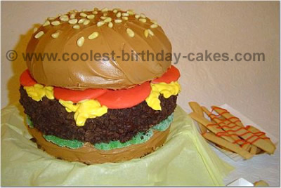 Excellent Coolest Birthday Cake Idea Webs Largest Homemade Birthday Cake Funny Birthday Cards Online Overcheapnameinfo