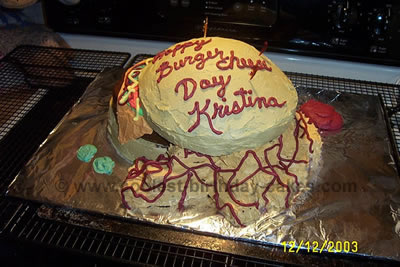 Coolest Birthday Cake Idea Webs Largest Homemade Photo Gallery