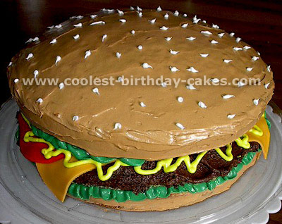 Pleasing Coolest Birthday Cake Idea Webs Largest Homemade Birthday Cake Personalised Birthday Cards Paralily Jamesorg