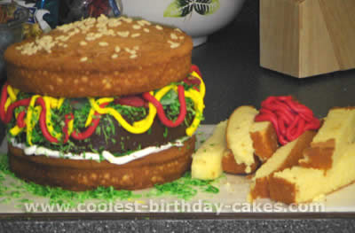 Wondrous Coolest Birthday Cake Idea Webs Largest Homemade Birthday Cake Funny Birthday Cards Online Inifofree Goldxyz
