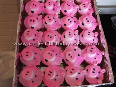 Magnificent Coolest Homemade Pig Cakes Funny Birthday Cards Online Necthendildamsfinfo