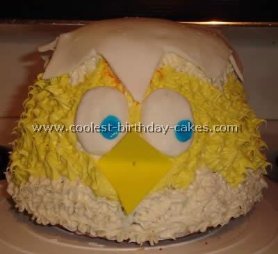 Enjoyable Coolest Chicken Shaped Birthday Cake Ideas For Children Birthday Cards Printable Inklcafe Filternl