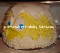 Chicken Birthday Cake Ideas for Children