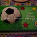 Coolest Soccer Birthday Cake Recipes
