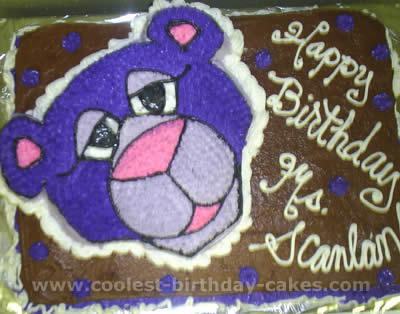 Coolest Panther Birthday Cake Ideas and Photos