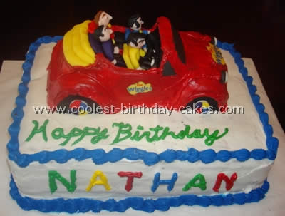 Fantastic Coolest Birthday Cake Ideas For Children Personalised Birthday Cards Veneteletsinfo