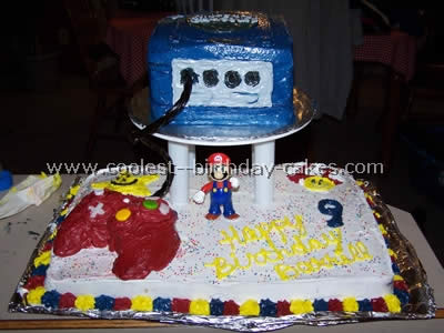 Coolest Birthday Cake Ideas For Kids