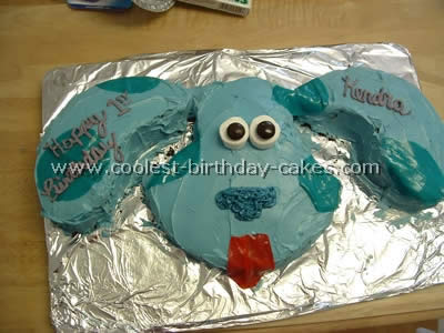 Coolest Blues Clues Cakes