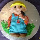 Coolest Bob the Builder Cakes on the Web's Largest Homemade Birthday Cake Gallery