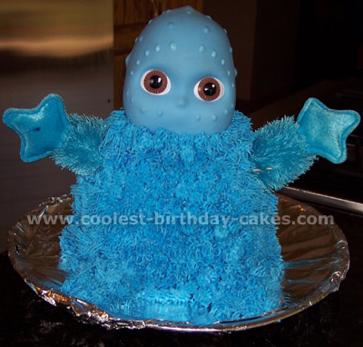 Coolest Boohbah Cakes on the Web's Largest Homemade Birthday Cake Gallery