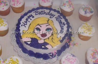 Coolest Bratz Cake Ideas and Photos