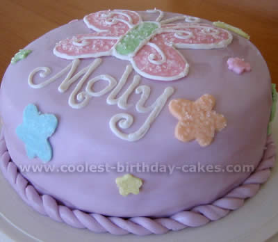 Cool Coolest Butterfly Cakes And Butterfly Birthday Cake Designs Funny Birthday Cards Online Alyptdamsfinfo
