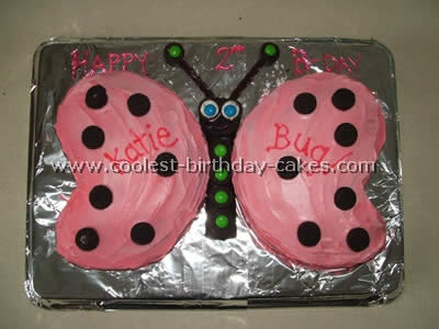 Fantastic Coolest Butterfly Cake Ideas And How To Tips Funny Birthday Cards Online Overcheapnameinfo