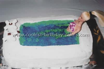 Bathtub Cake Baking Tips