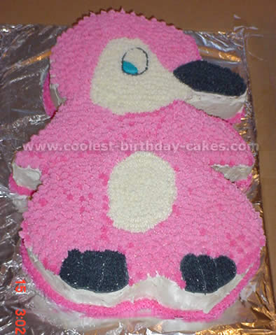 Penguin Cake Decorating Design Ideas