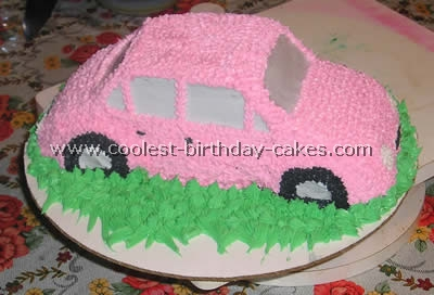 Coolest Car Cake Decoration Ideas and Decorating Techniques
