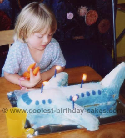 Outstanding Awesome Airplane Cakes For An Amazing Birthday Cake Idea Funny Birthday Cards Online Unhofree Goldxyz