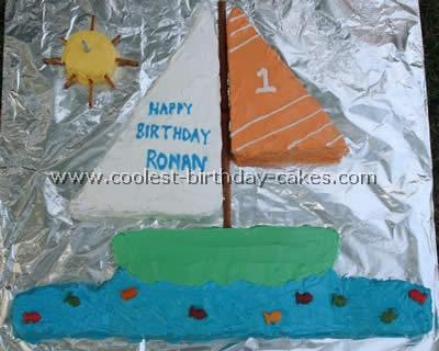 Coolest Cake Photo - Web's Largest Homemade Birthday Cake Photo Gallery