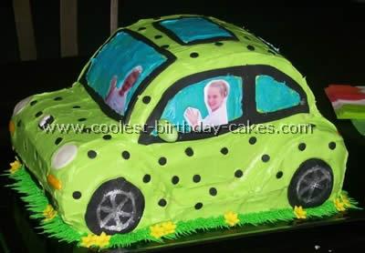 Coolest Car Birthday Cake Ideas And Decorating Tutorials