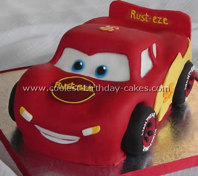 Awe Inspiring Coolest Car Birthday Cakes Funny Birthday Cards Online Eattedamsfinfo