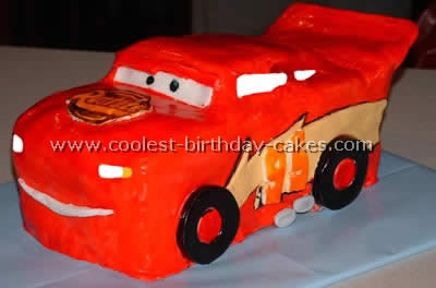 Coolest Car Birthday Cakes