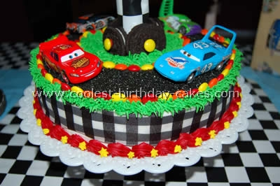 Sensational Coolest Cars Birthday Cake Photos Birthday Cards Printable Opercafe Filternl