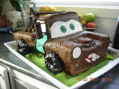 Coolest Cars Cake Photos