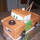 Coolest Cars Cake Photos