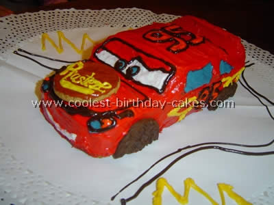 Coolest Cars Cake Decorations And Photos