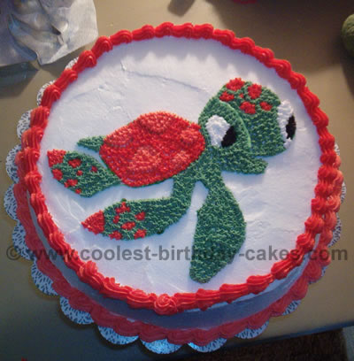 Coolest Cartoon Birthday Cake Ideas on the Web's Largest Homemade Cake Gallery