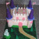 Cool Homemade Castle Birthday Cake Ideas