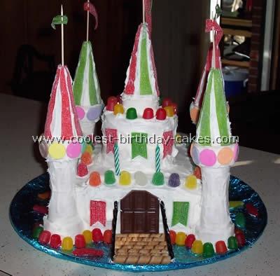 Pleasant Coolest Castle Cake Ideas Funny Birthday Cards Online Alyptdamsfinfo