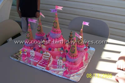 Fantastic Coolest Castle Cake Ideas Funny Birthday Cards Online Unhofree Goldxyz