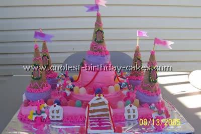 Surprising Coolest Castle Cake Ideas Funny Birthday Cards Online Unhofree Goldxyz