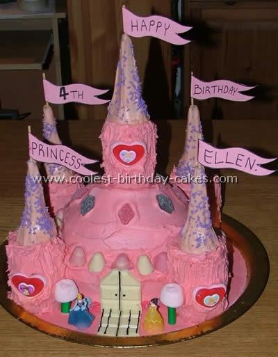 Sensational Coolest Castle Birthday Cake Ideas Funny Birthday Cards Online Kookostrdamsfinfo