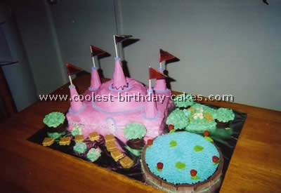 Coolest Castle Cake Photos and Tips