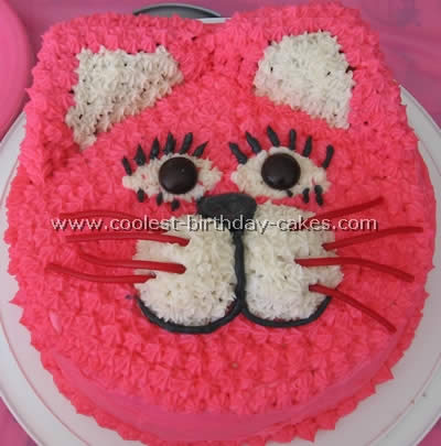 Astounding 12 Coolest Cat Birthday Cake Ideas For Diy Cake Decorating Inspiration Personalised Birthday Cards Arneslily Jamesorg