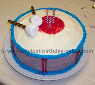 Coolest Childrens Birthday Cake Ideas And Drum Designs