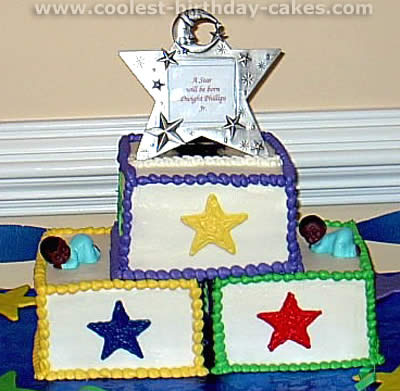 Childrens Birthday Cake Recipe