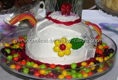 Stupendous Coolest Childrens Birthday Cake Recipes Funny Birthday Cards Online Inifodamsfinfo