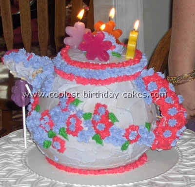 Coolest Childrens Birthday Cake Recipes