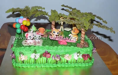 Little Einsteins Cake Photo
